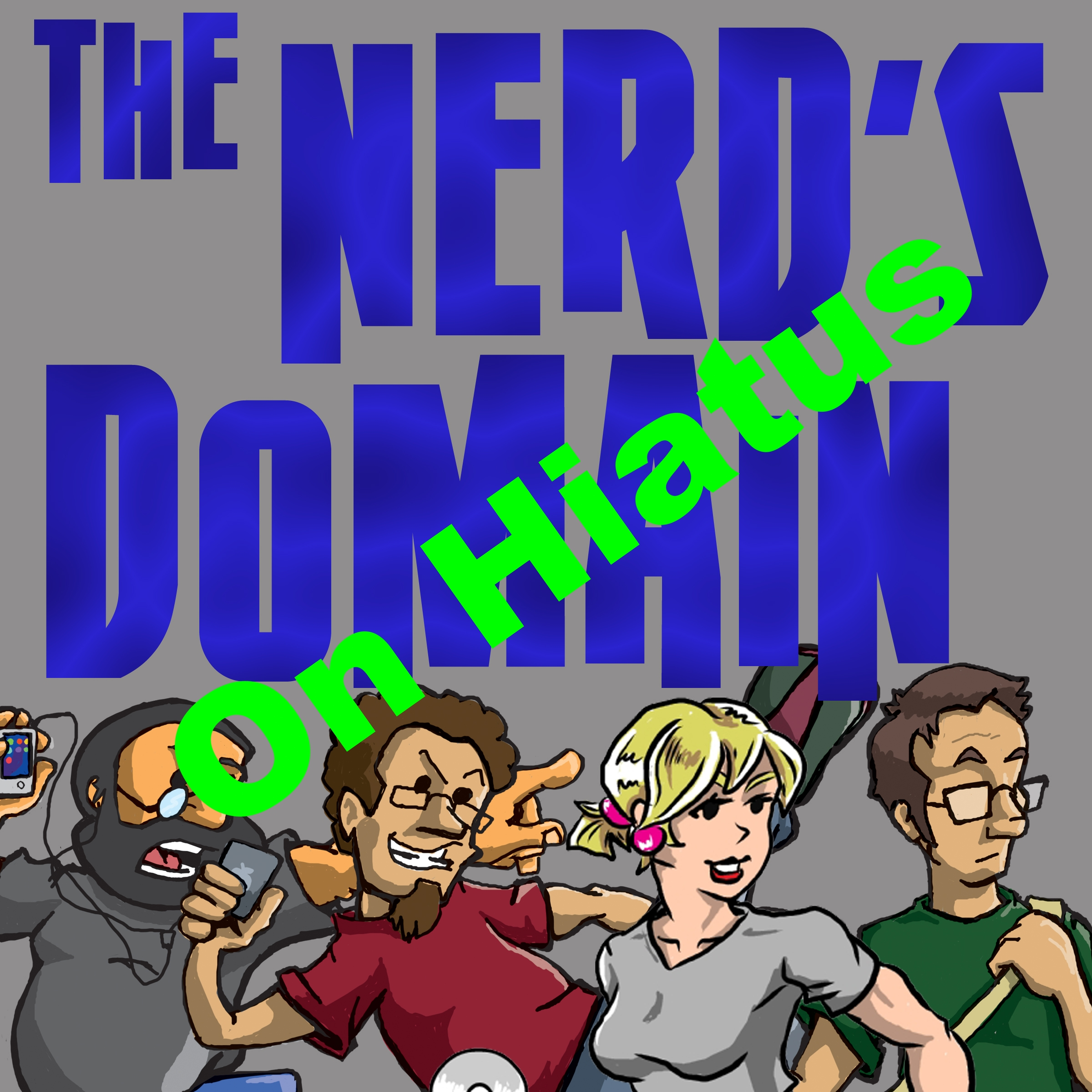 The Nerd's Domain Podcast