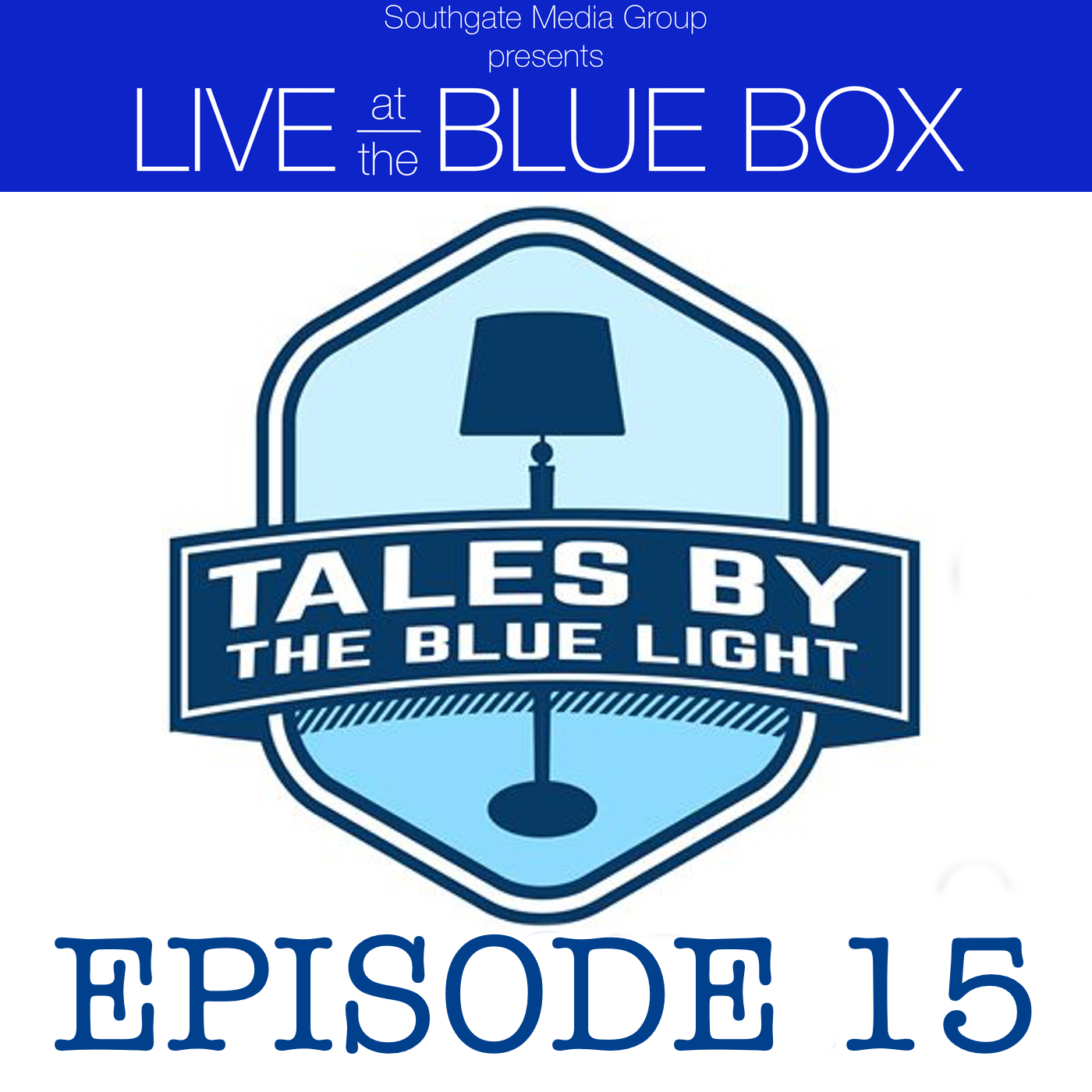Game On!  Tales by the Blue Light with James Wylder