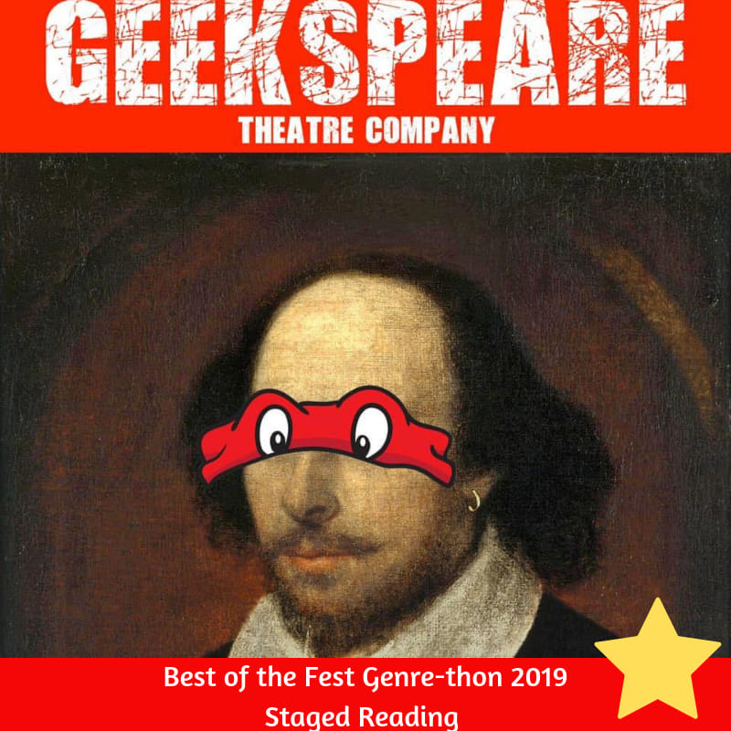 Congratulations to Geekspeare for winning a Best of Fest Award at the 2019 Genre-Thon!