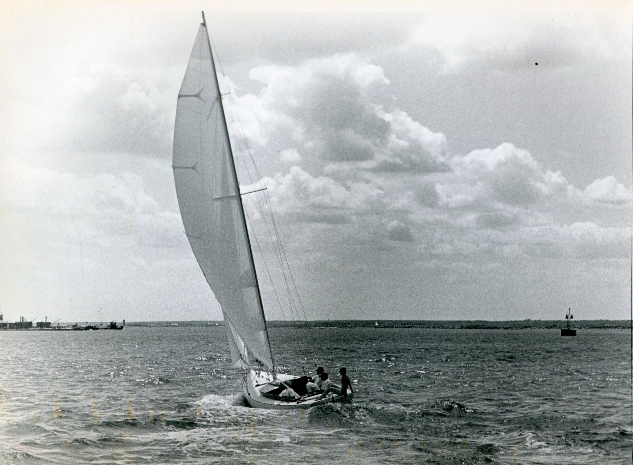 Arethusa - N.Herreshoff 34'