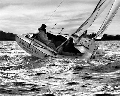 Arethusa - N.G. Herreshoff Buzzards Bay 25