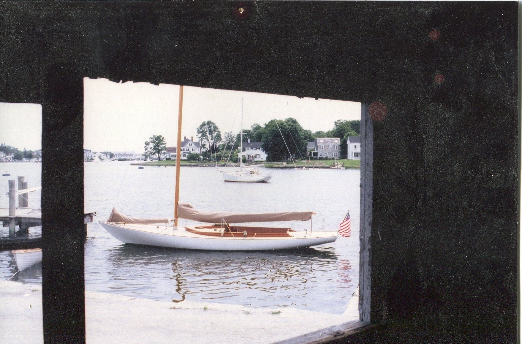 Goose, Buzzard's Bay 25, N.Herreshoff
