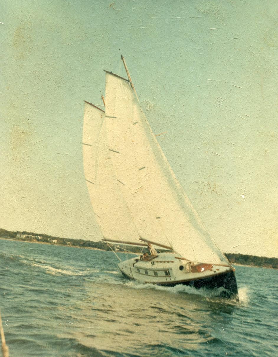 Meadowlark, F. Herreshoff, 36'