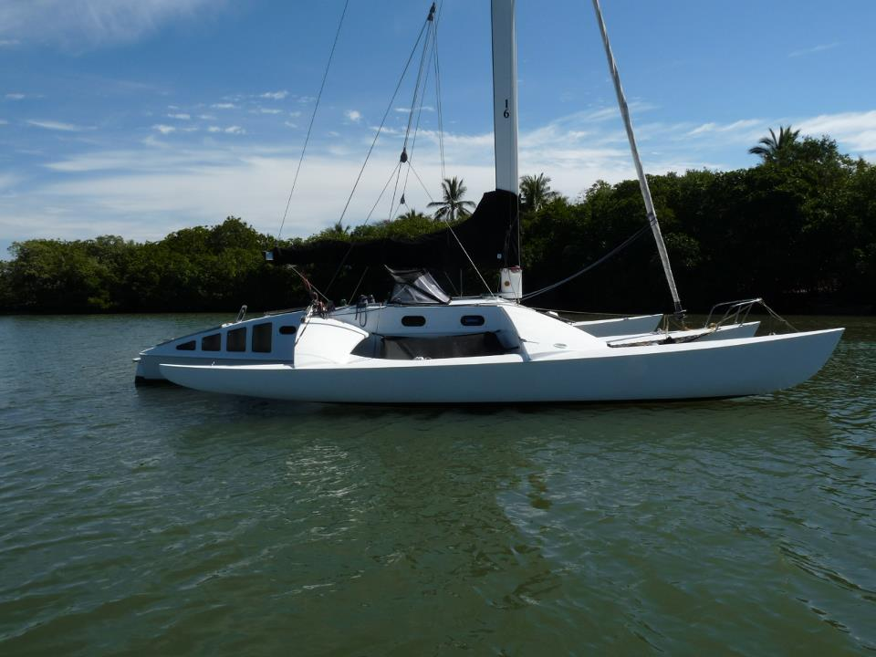 Native - Newick, Trimaran 38'