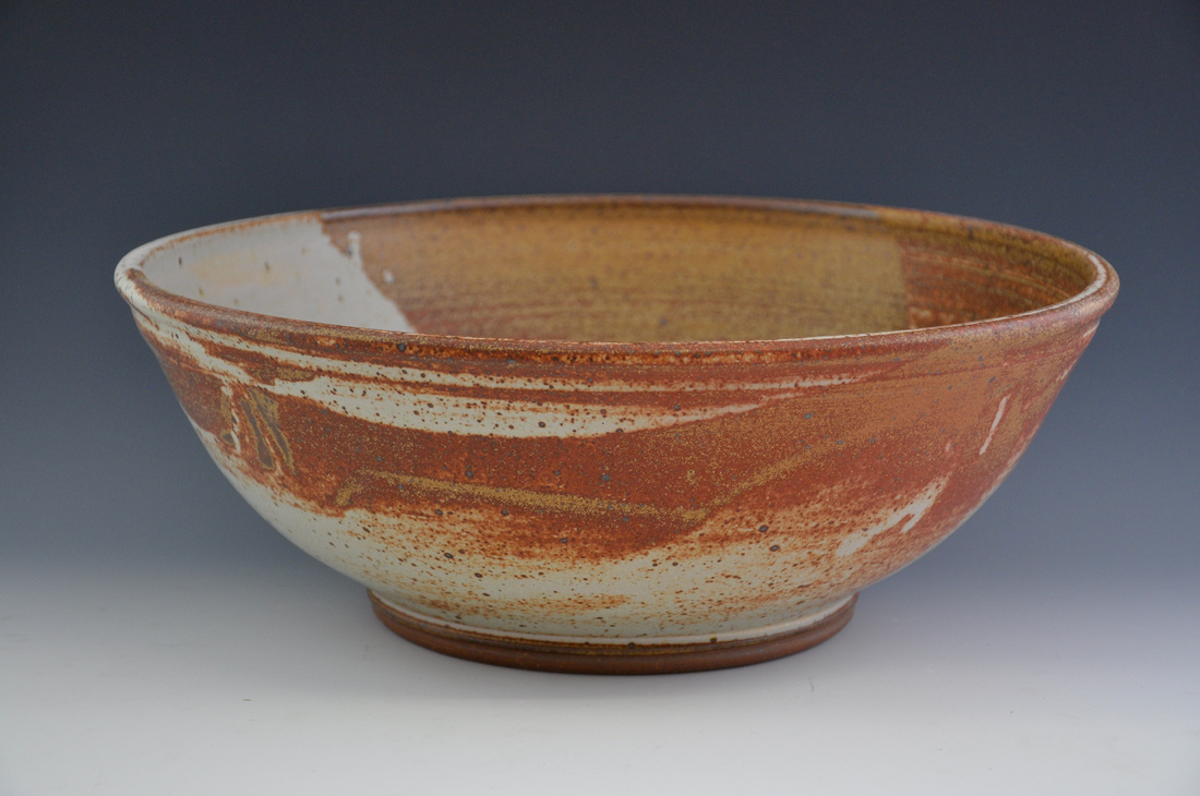 Mary Sweeney - Large New White Bowl - Ceramic $72.00