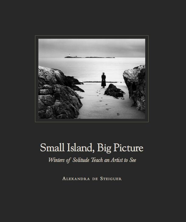 IMAGE ON COVER:  Looking Seaward