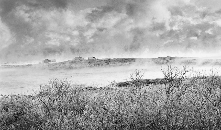 Cedar Isle & Sea Smoke #2