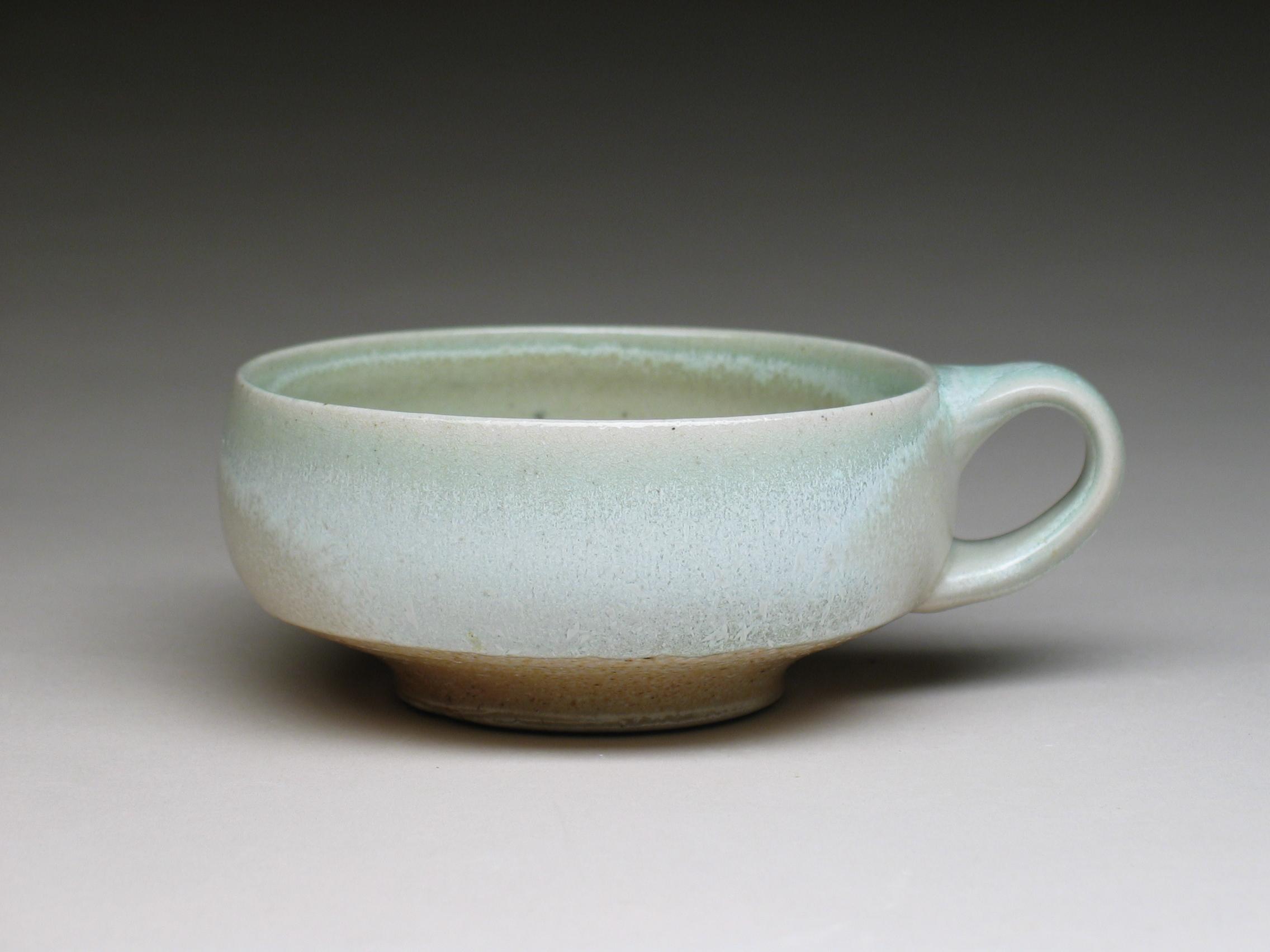 Low handled cup  Tyler Gulden