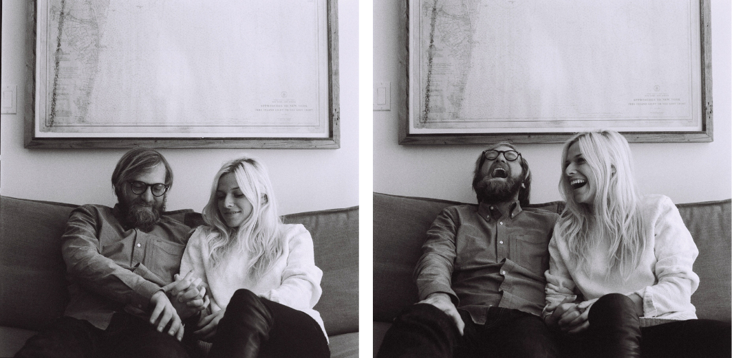Mikey DeTemple & Lisa Meyers, NYC 2012