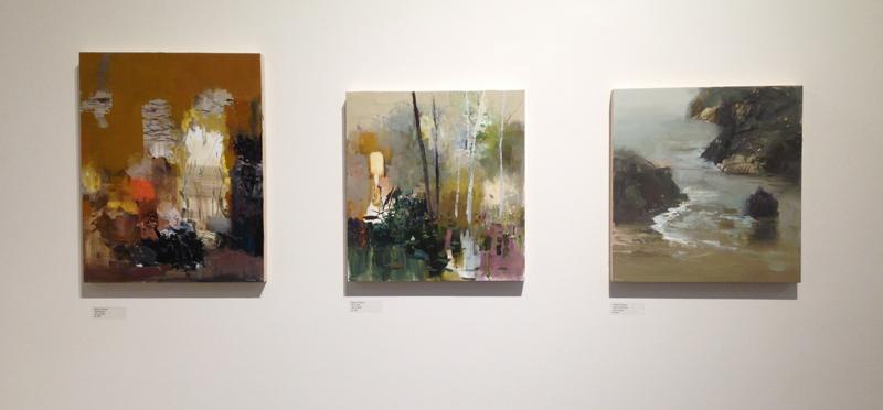 Jeremy Miranda, Oils on Panel