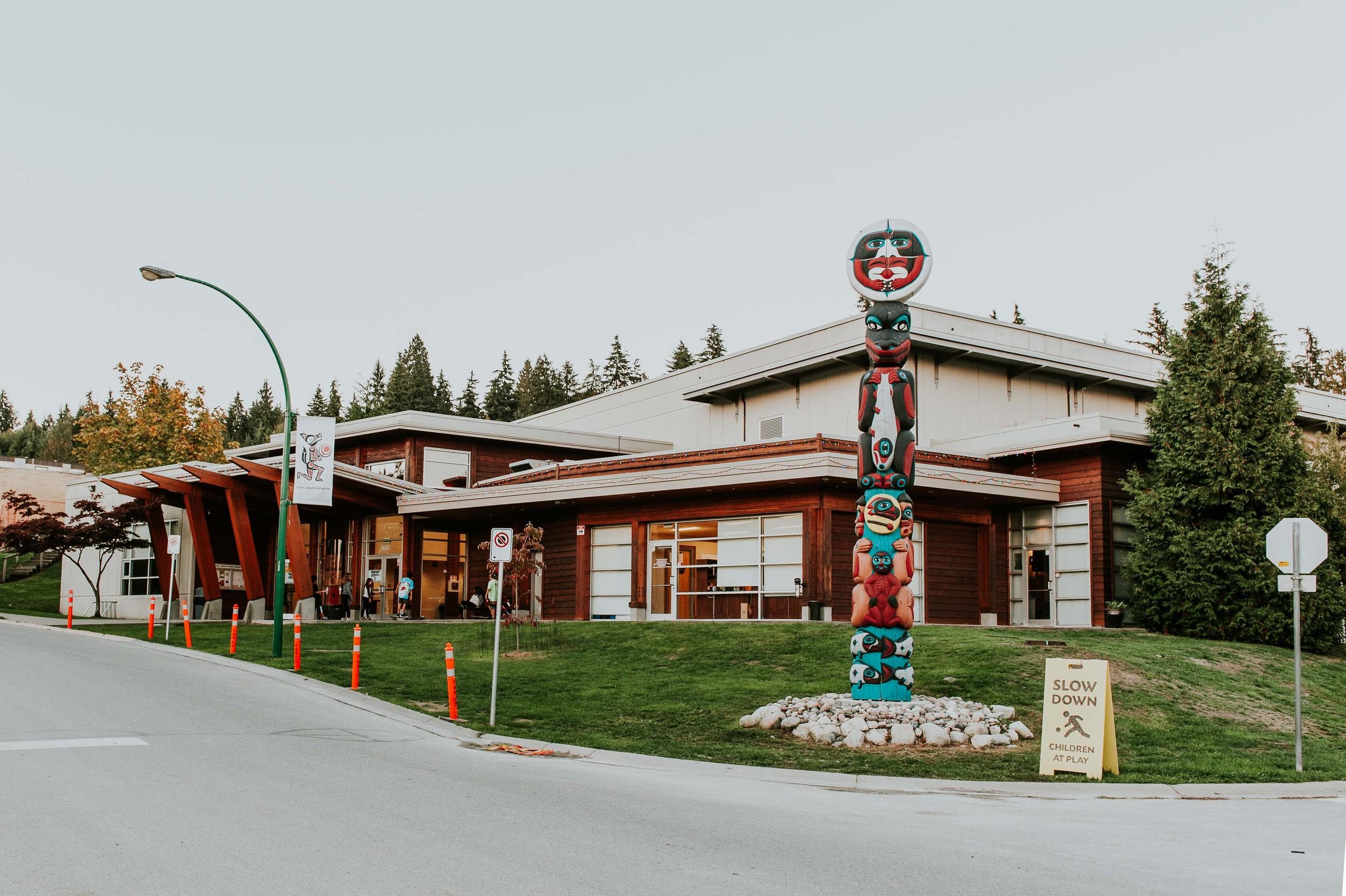 Tsleil-Waututh Nation Community
