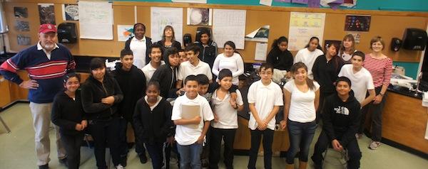 Belle Haven 7th Grade Science