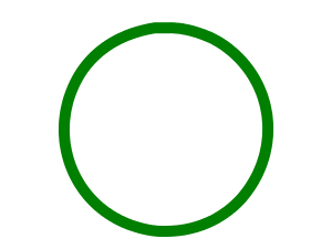 This is a circle.