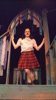 Heather Stuart as Juliet Capulet.