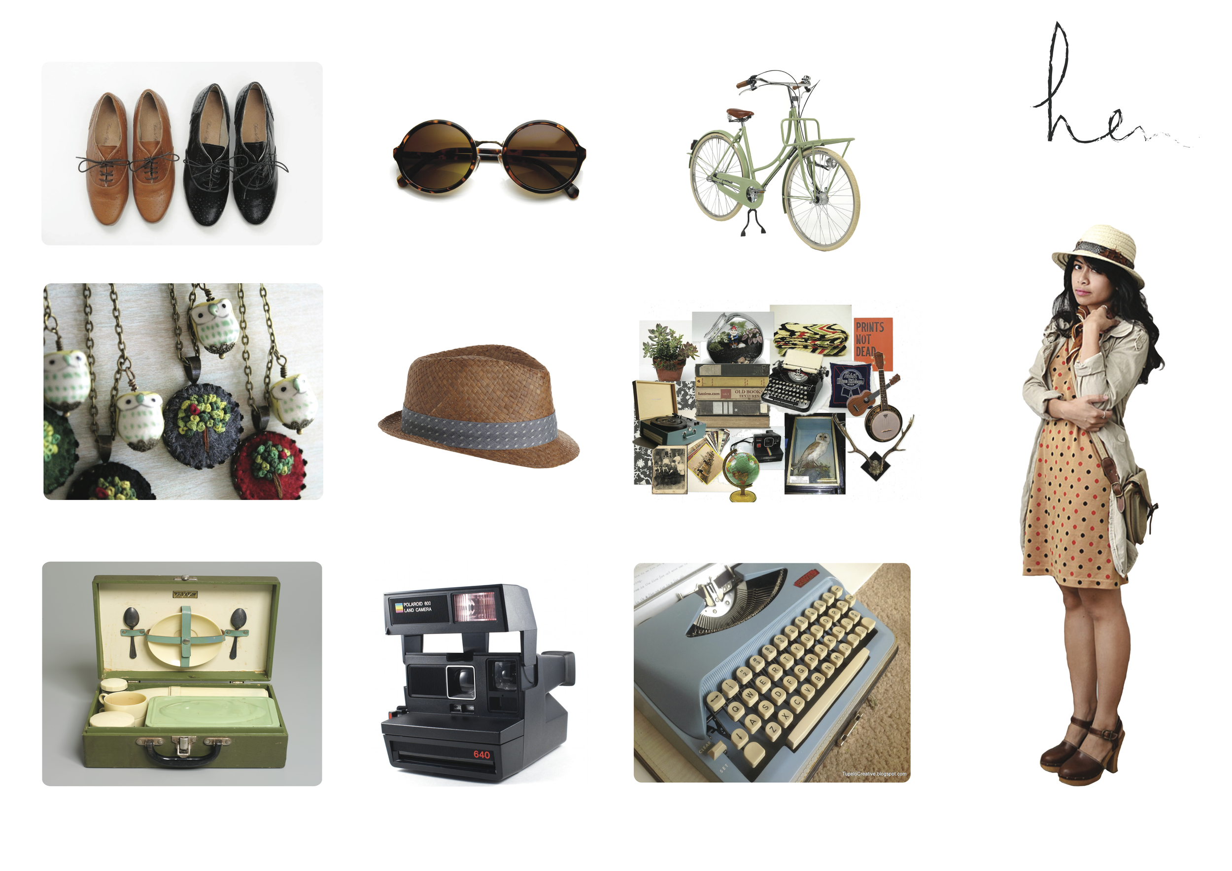 My group and I started by putting together mood boards to work out our style guide,
