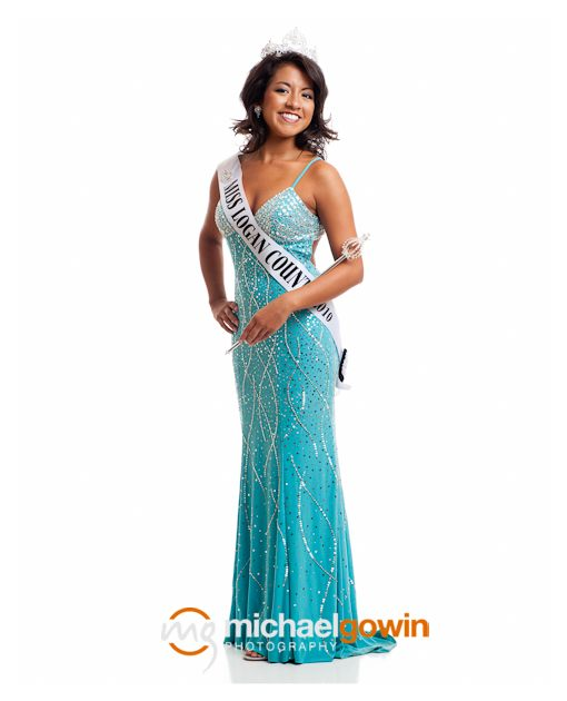 Bethany Rea - Springfield, Illinois, pageant headshot photography by Michael Gowin
