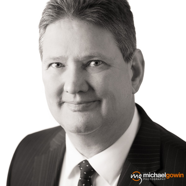 Steve Miller, Lincoln, IL attorney - Michael Gowin Photography, Lincoln, IL - business headshot photographer
