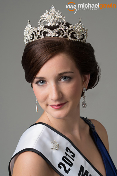 Crystal Quint, 2013 Miss Logan County Fair Queen :: Michael Gowin Photography, Lincoln, Illinois