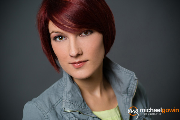Hannah, Springfield, Illinois, fashion and hair model :: Michael Gowin Photography, Lincoln, IL