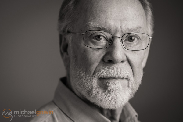 David Alexander, stained glass artist, Lincoln, Illinois :: Michael Gowin Photography