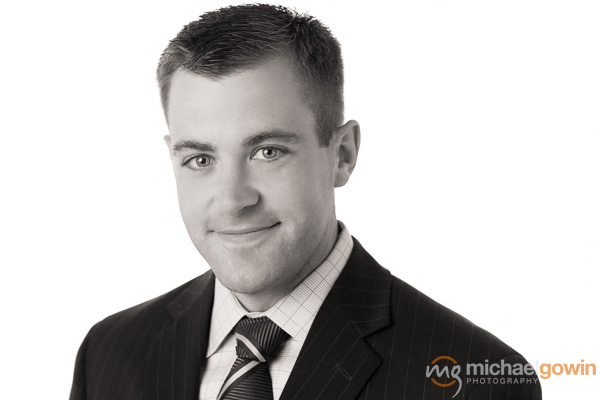 Blinn Bates, Attorney :: Michael Gowin Photography :: Springfield, Peoria, Bloomington, Illinois headshot photographer