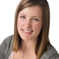 Woman's professional business headshot, Springfield, Illinois