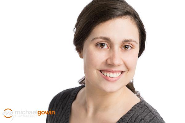 Lauren Stanfield, actress portfolio photograph :: Michael Gowin Photography, Lincoln, IL