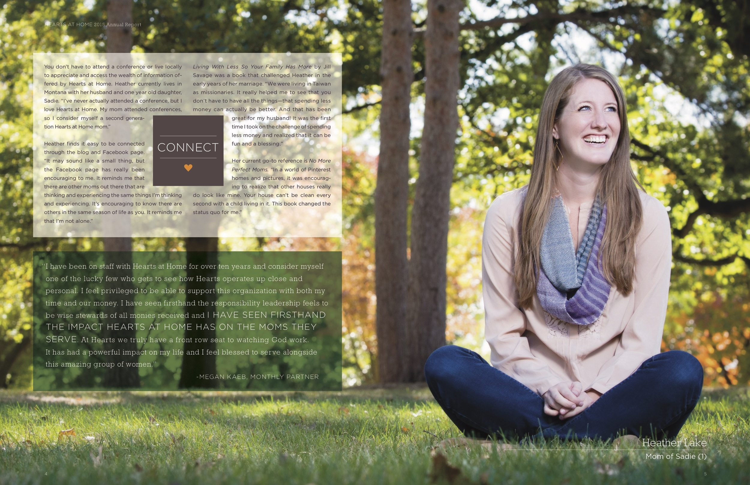 Commercial and portrait photography for annual reports, Michael Gowin Photography, Lincoln, IL