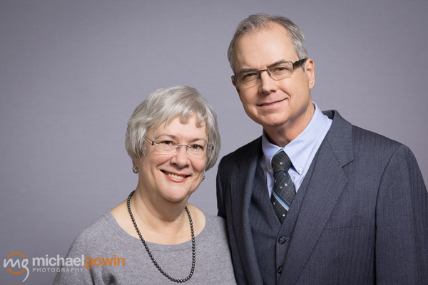 Clyde and Shari Reynolds, Keystone Risk Management :: Michael Gowin Photography, Lincoln, IL
