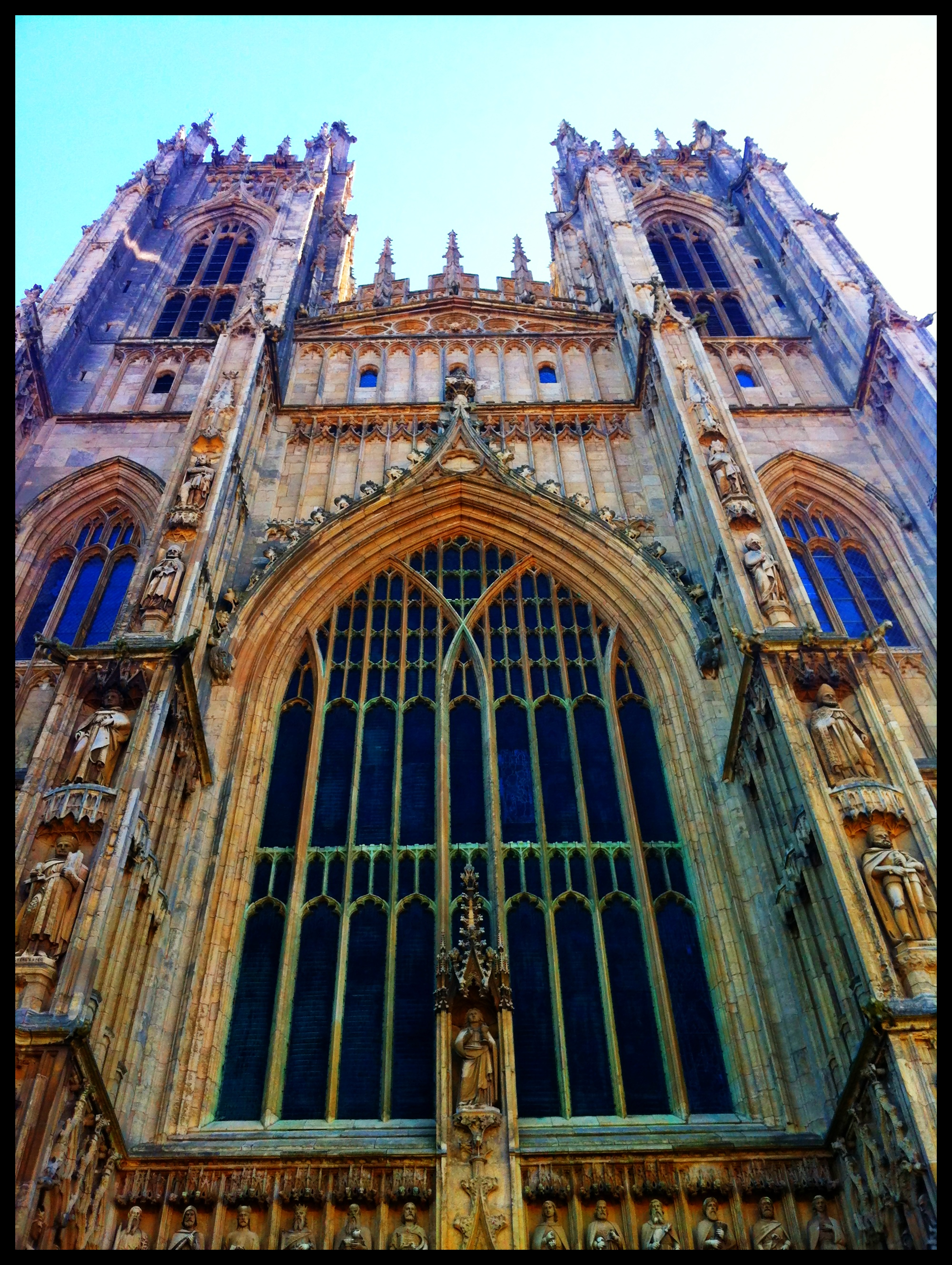 Beverley Minster through my eyes.