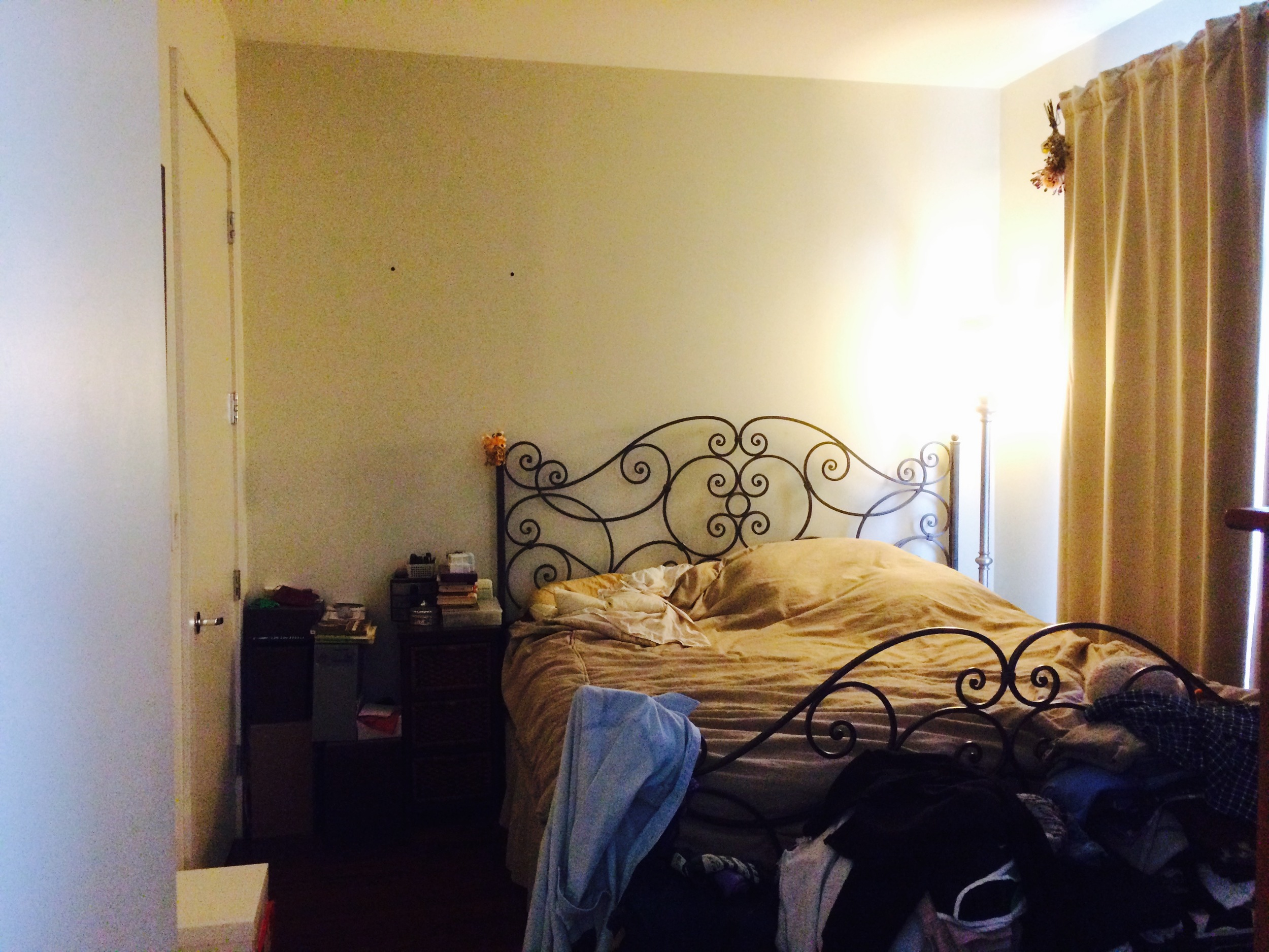 Before | Bedroom