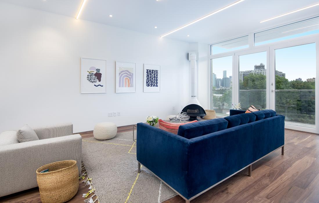 Living Room | After
