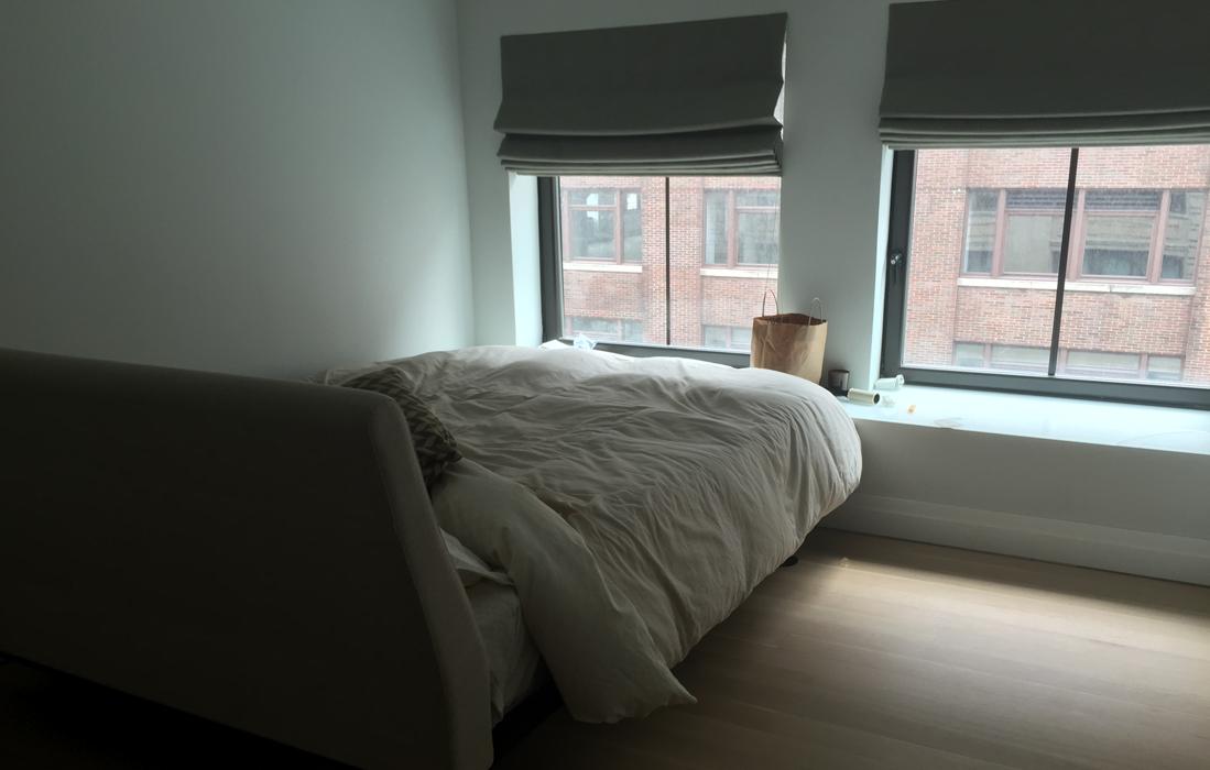 Before | Bedroom One