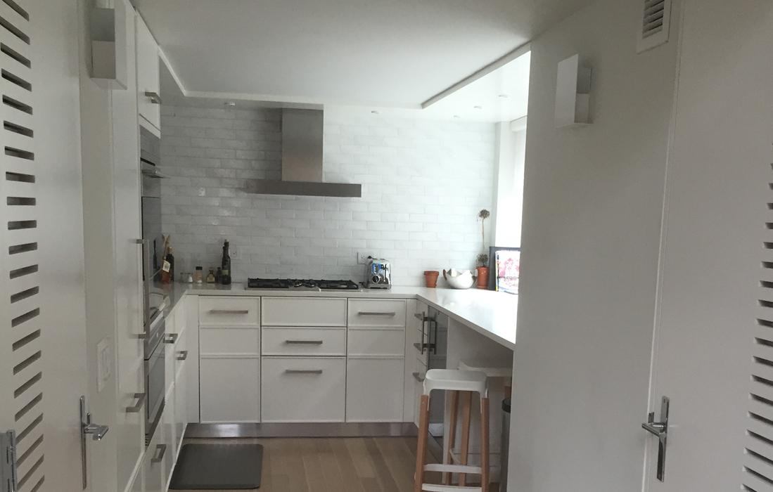 Before | Kitchen