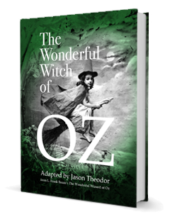 I'll let you know of any news related to my latest experiment:  The Wonderful Witch of Oz , now available on iBooks, Kindle, and here on this site.