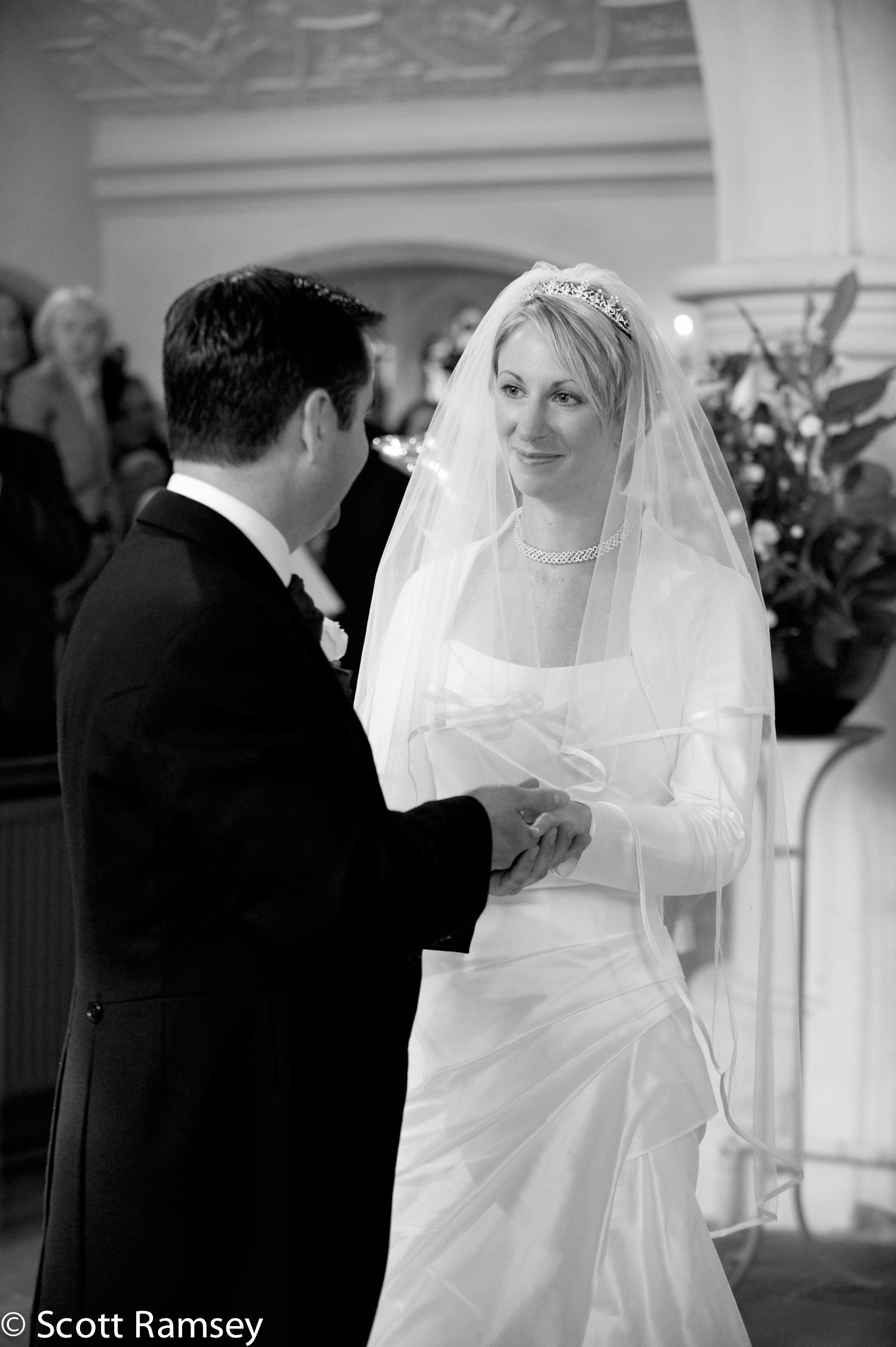 Surrey Church Wedding