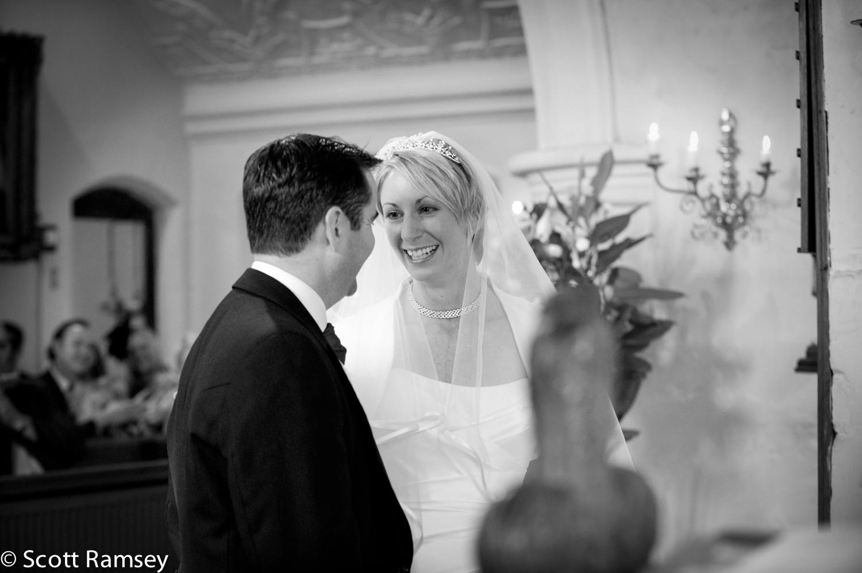 Happy Bride Surrey