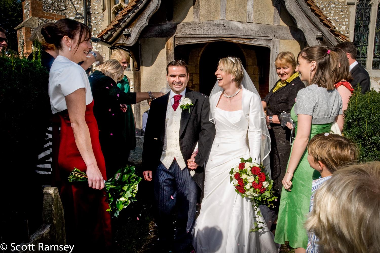 St Thomas Church Wedding