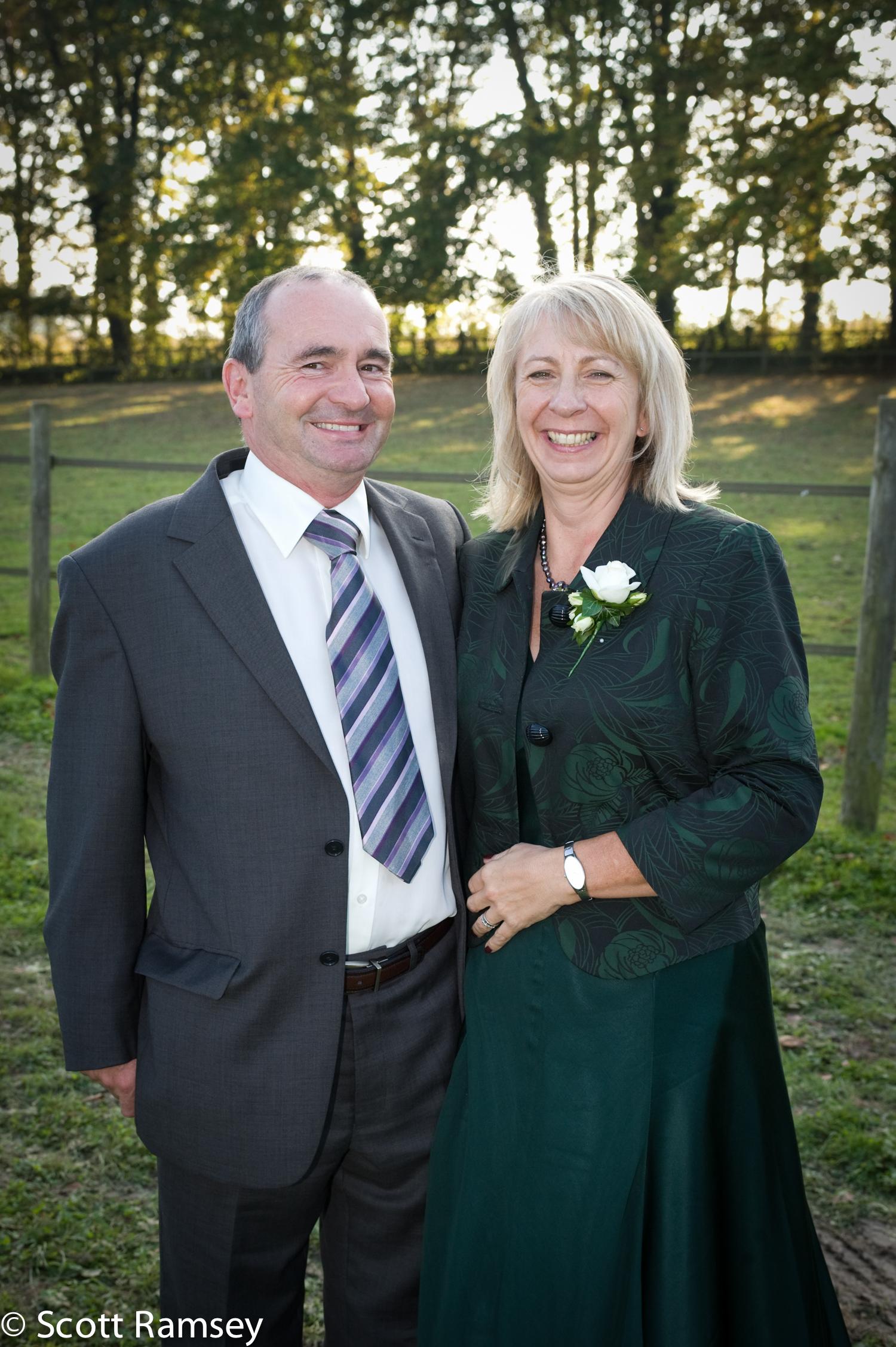 Wedding Guests Surrey Wedding