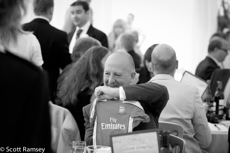 Wedding Reception Guests Surrey