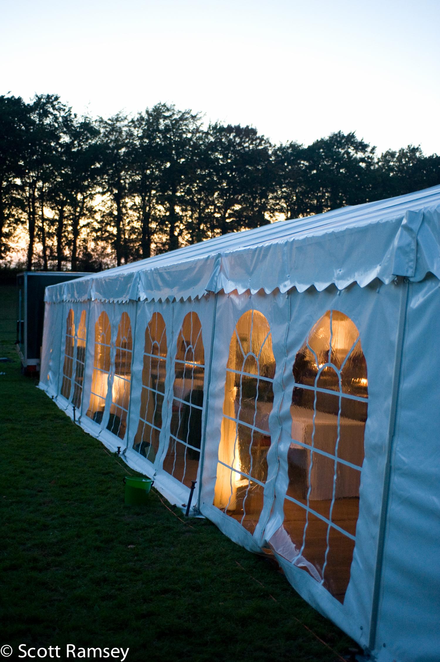 Wedding Marquee Surrey