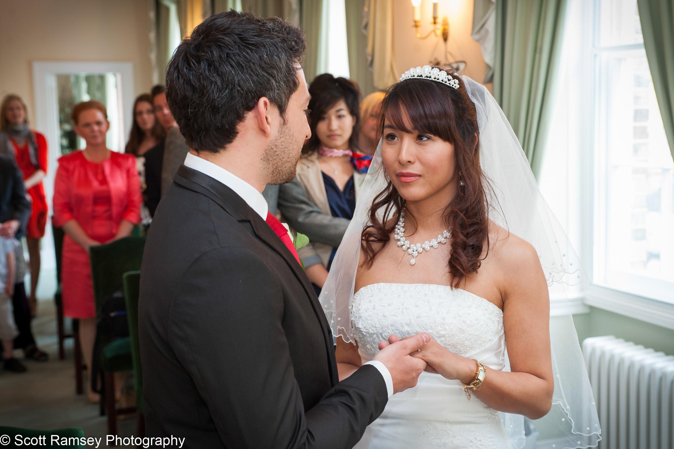 Portsmouth Registry Office Wedding Ceremony  040513-16