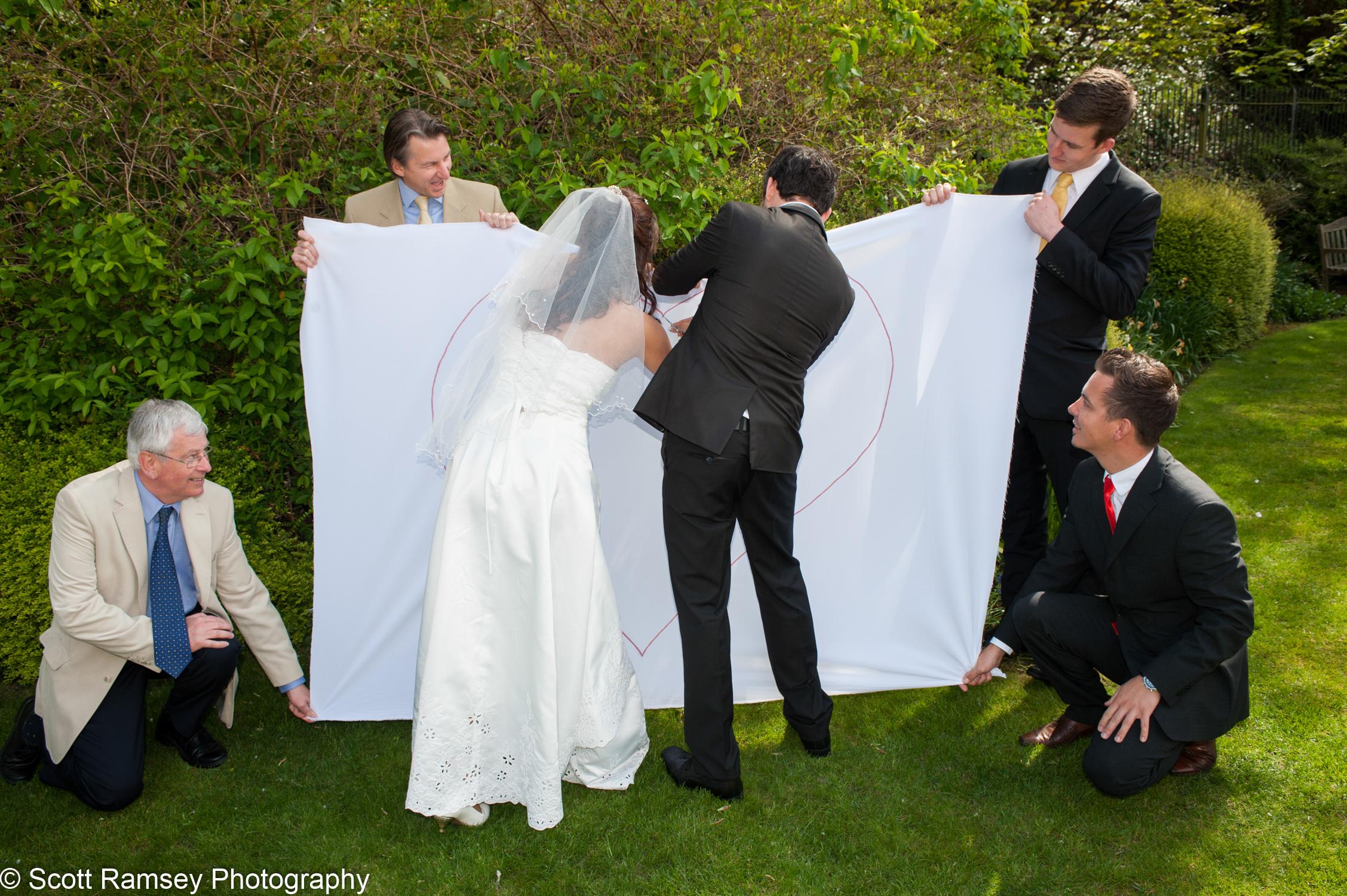 Portsmouth Registry Office Wedding Game 040513-26