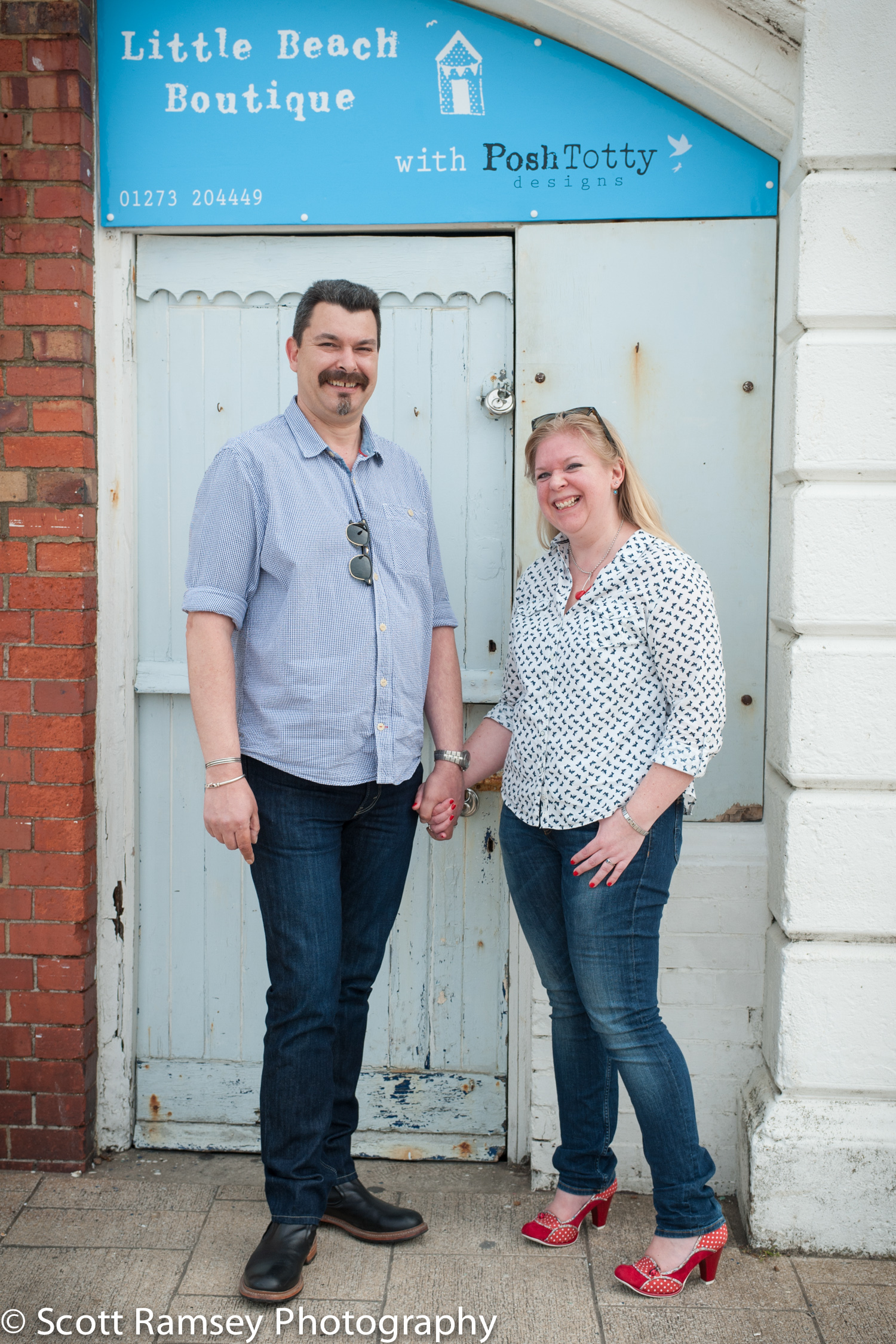 Engagement Photography Brighton