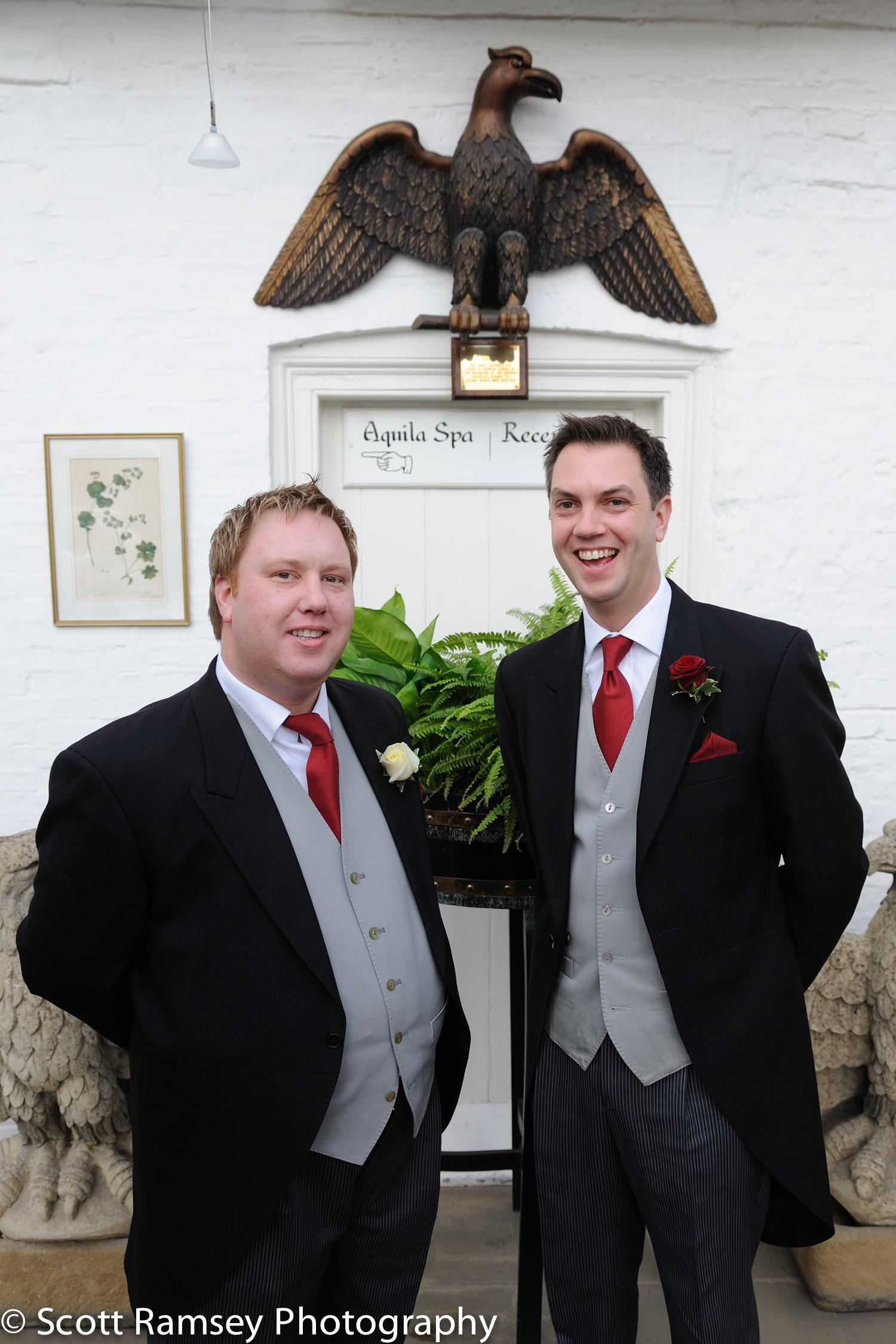Winter-Wedding-Spread-Eagle-Hotel-Midhurst-Groom-And-Bestman-031