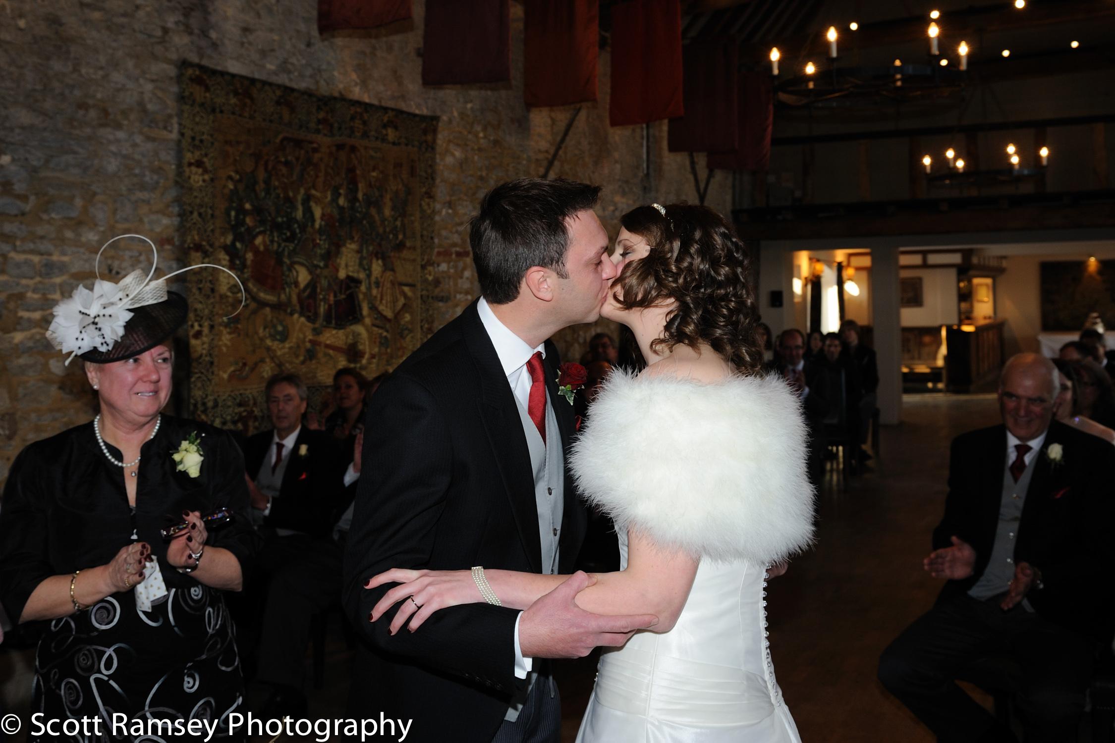 Winter-Wedding-Spread-Eagle-Hotel-Midhurst-Groom-Bride-Kiss-0312