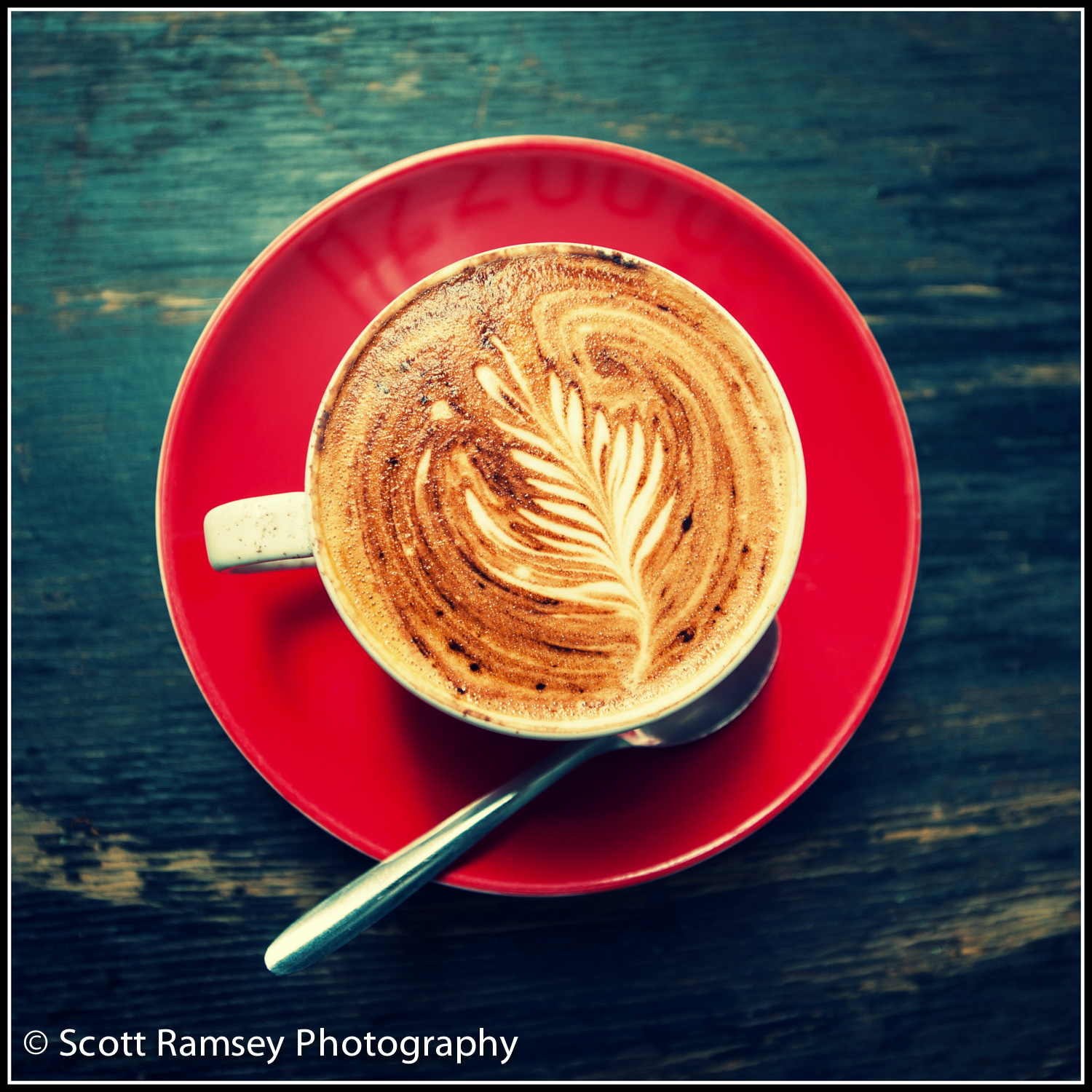 Sometimes all you need is a great cup of coffee to find inspiration.