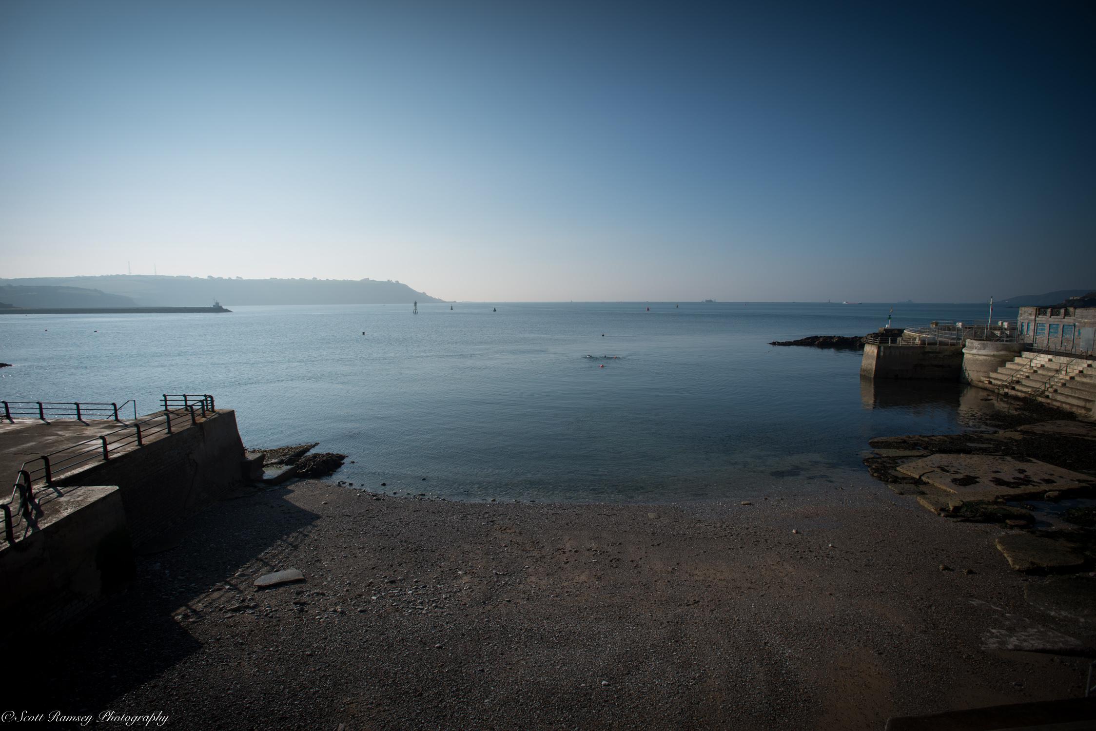 Plymouth Sound Devon