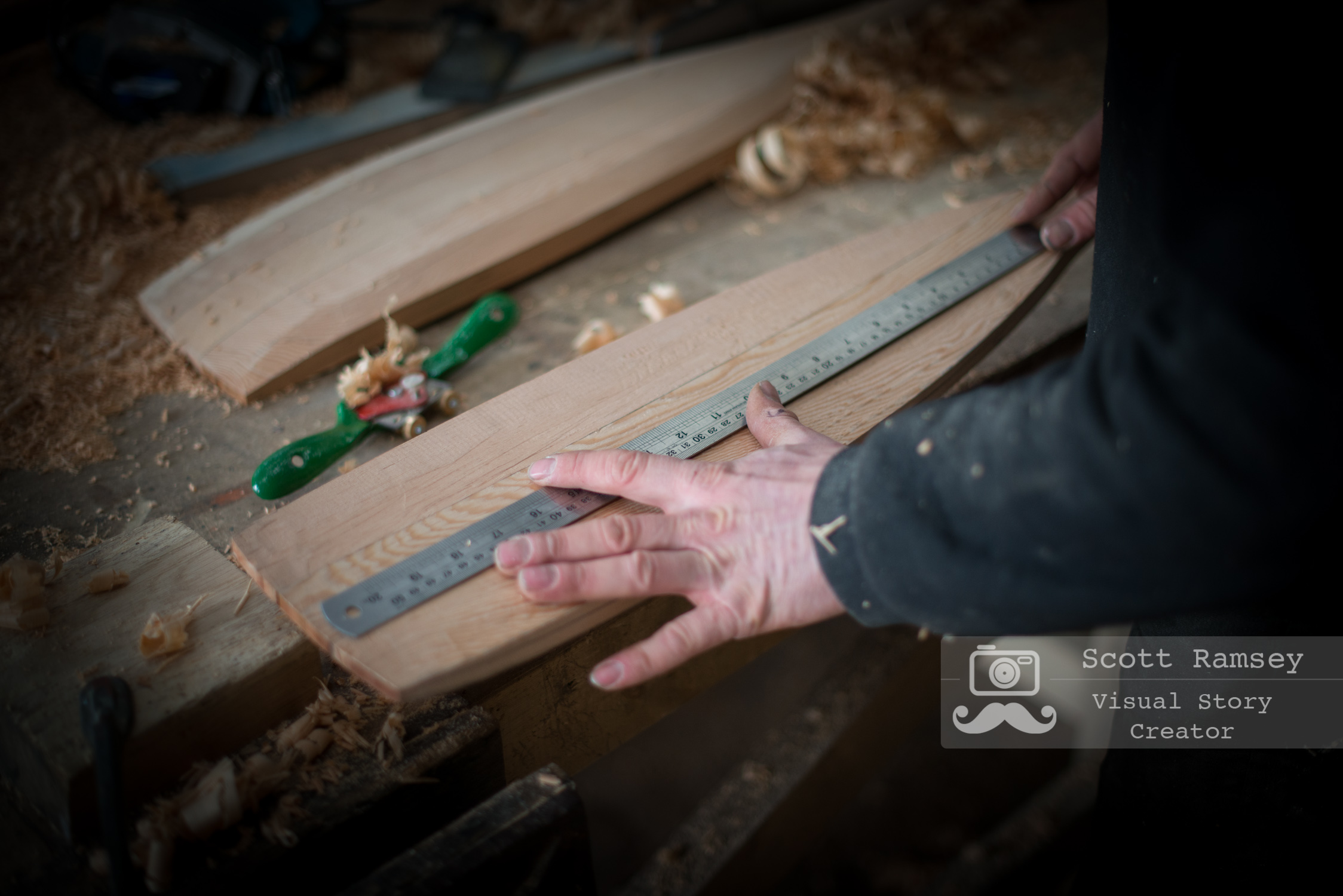 Stirling & Son Traditional Boat Builders Plymouth England 6