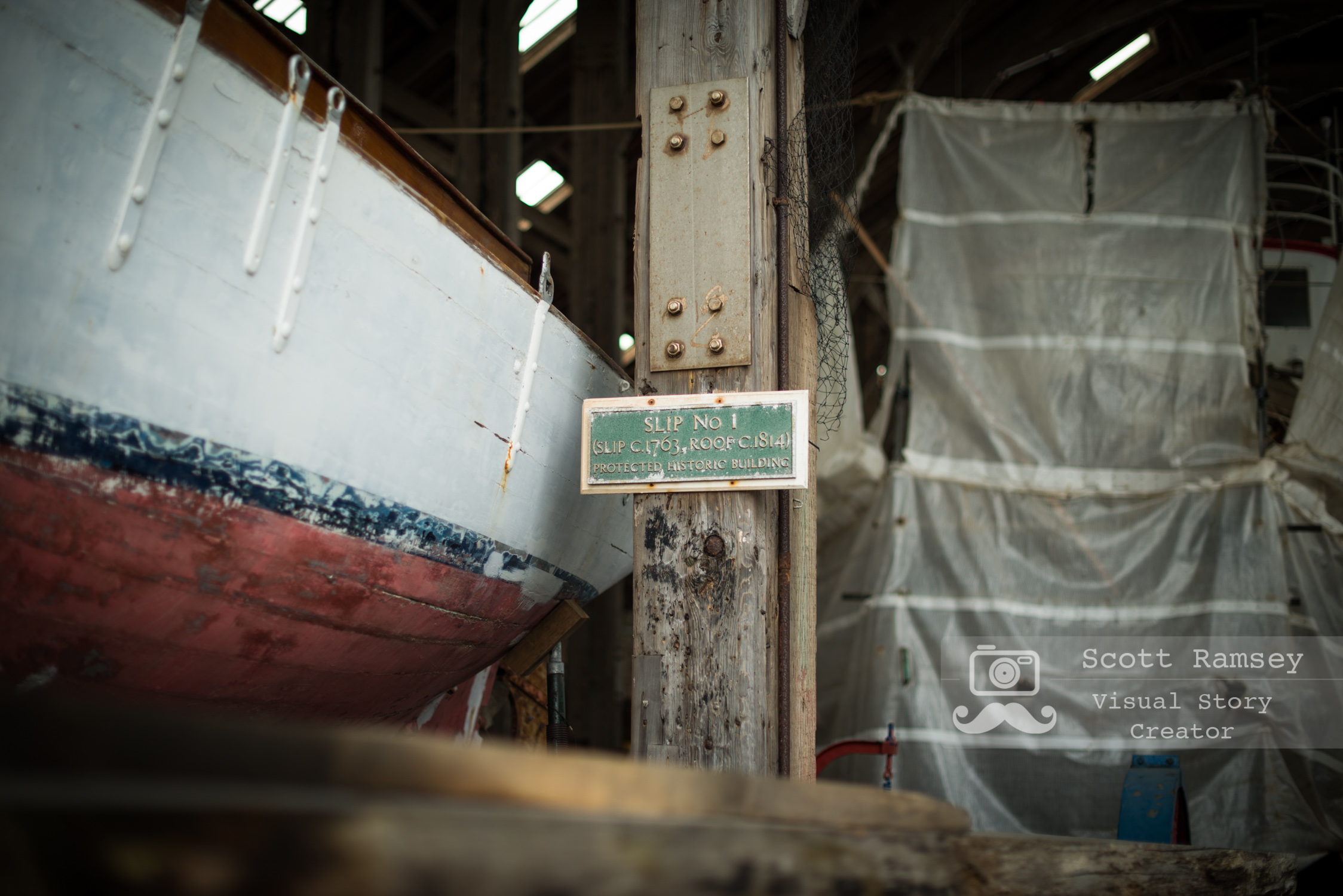 Stirling & Son Traditional Boat Builders Plymouth England 27